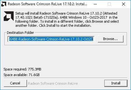 Новые драйверы AMD Radeon 17.10.2 с поддержкой до 12 GPU под Windows 10