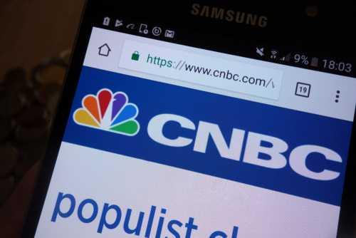 На канале CNBC «похоронили» биткоин