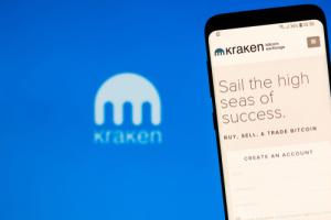 Объёмы внебиржевой торговли криптовалютами на Kraken за полтора года выросли в 20 раз