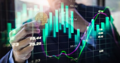 Индекс волатильности биткоина упал до трехмесячного минимума