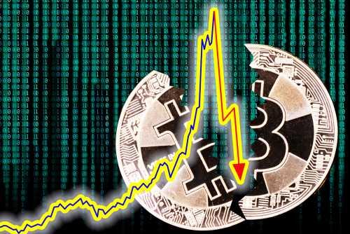 Курс биткоина упал ниже $4 000 впервые с сентября 2017 года