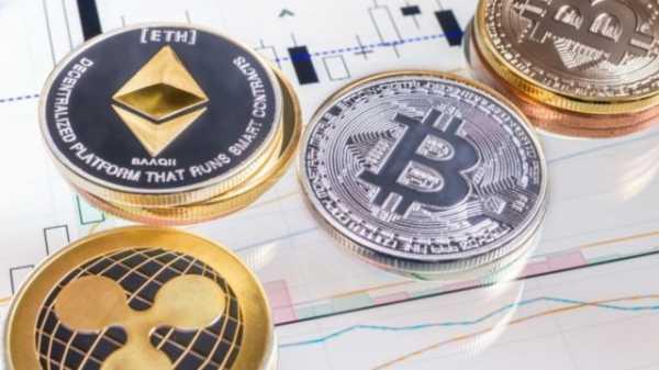 Лишь две монеты показали рост по отношению к биткоину за этот год