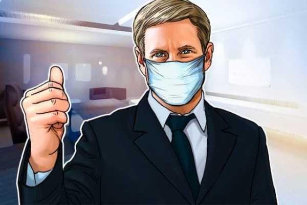 Бывший генеральный директор Ripple вылечился от коронавируса
