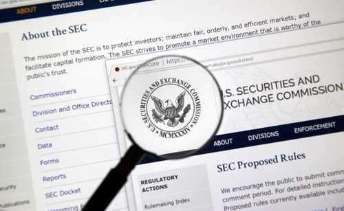 SEC приостановила торговлю криптовалютными ETN на американском рынке