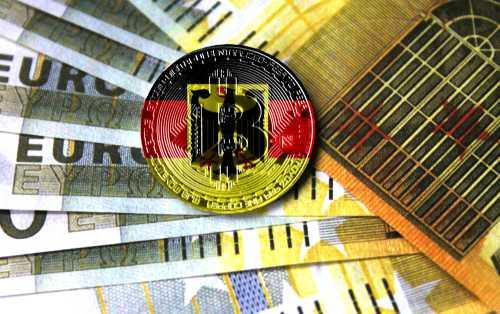 Власти Германии продали криптовалюты на $14 млн, опасаясь дальнейшего снижения цен