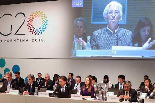 «Большая двадцатка» займётся регулированием трансграничных платежей в криптовалюте