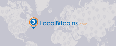 Активность пользователей платформы LocalBitcoins упала до нового минимума