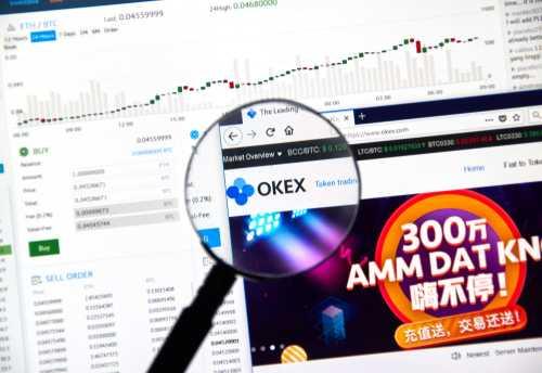 OKEx запускает индексный фонд из 6 криптовалют