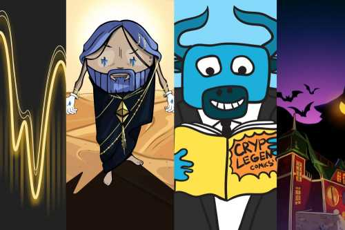 Tokenville запустила графический сериал о «мифологии криптовалют»