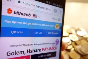 Южнокорейская крипто-биржа Bithumb привлекла $200 млн от инвестиционного фонда из Японии