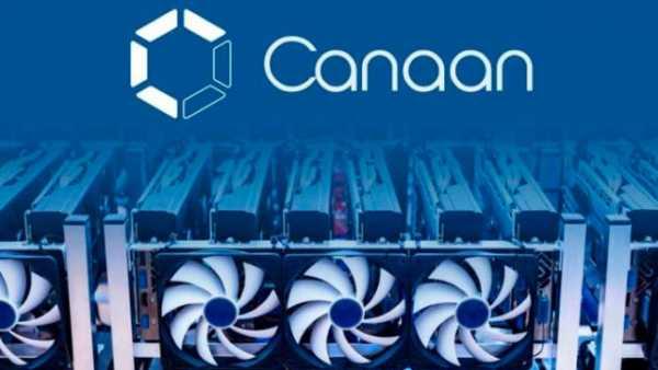Акции майнинг-компании Canaan обвалились до исторического минимума