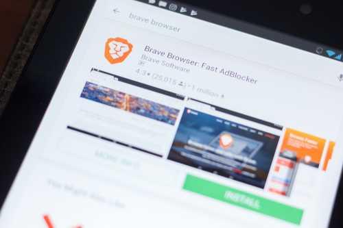 Количество скачиваний браузера Brave в Google Play Store достигло 10 миллионов