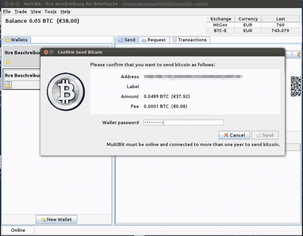 KeepKey больше не поддерживает программные кошельки Multibit