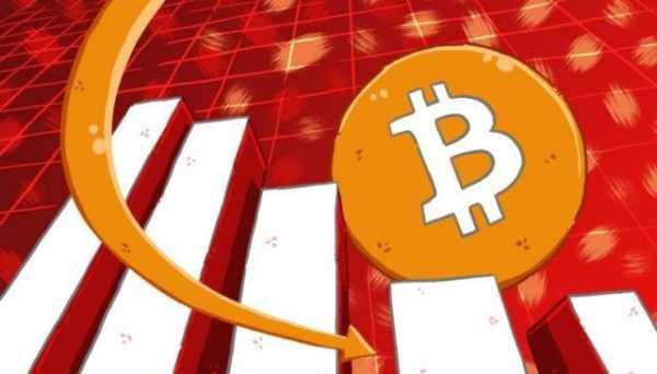 Курс биткоина опустился ниже $10 000 на фоне новостей о Bitfinex и Tether