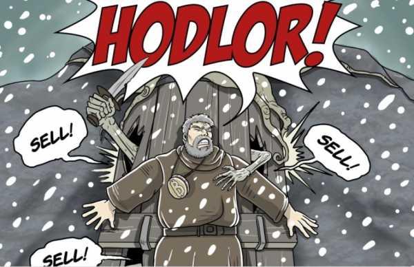 Кто такие ходлеры и почему именно они определяют стоимость биткоина