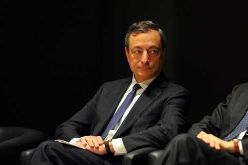 Марио Драги: Евро обеспечивает ЕЦБ, доллар – ФРС, биткоин – никто