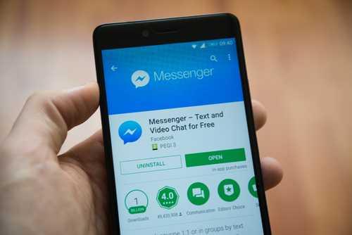 Пользователям Facebook Messenger не стоит рассчитывать на интеграцию криптовалют в ближайшее время