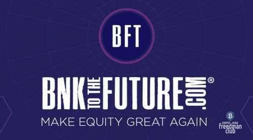 BnkToTheFuture – высокие сборы на pre-sale, как показатель доверия инвесторов