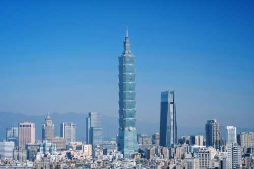 Тайбэй создаст «умный город» на базе технологий IOTA