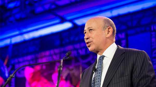 Президент Goldman Sachs отрицает планы запуска банком торговой платформы для криптовалют