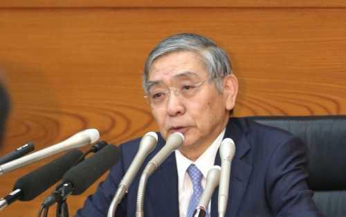 Глава Центробанка Японии: криптовалюты не угрожают признанным валютам