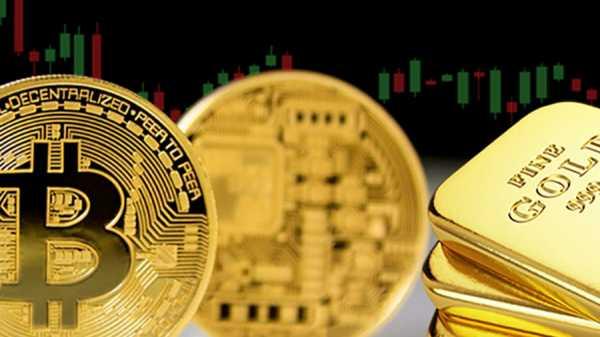 Эксперты рассказали о связи между рынками биткоина и золота