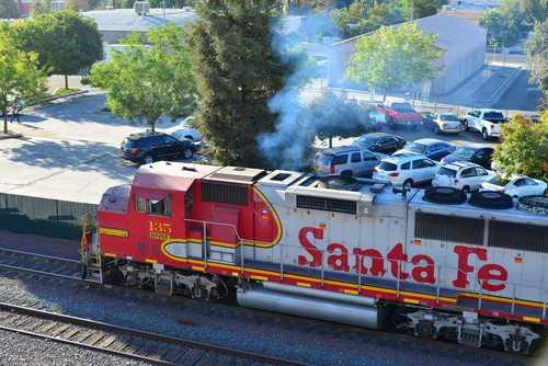 Железнодорожная компания Уоррена Баффетта вступила в блокчейн-альянс