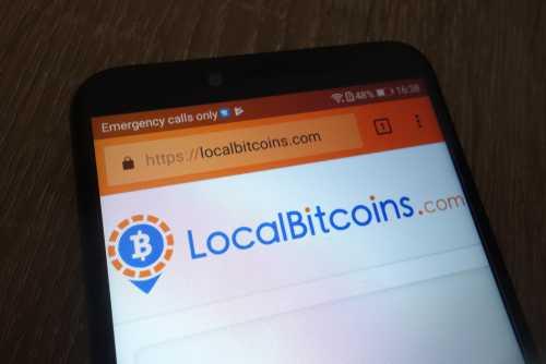 LocalBitcoins предупреждает о возможных перебоях в работе сервиса