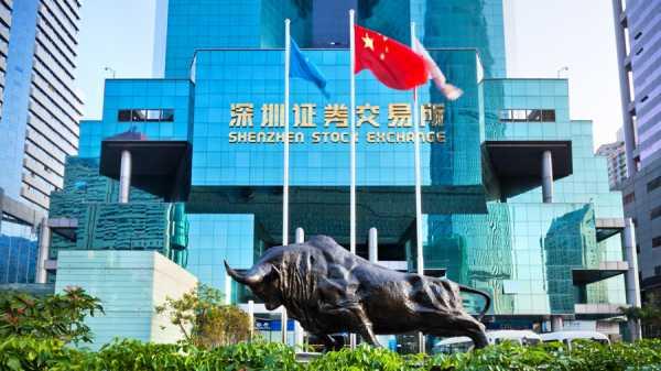 Фондовая биржа Шэньчжэня запустила индекс для отслеживания акций 50 блокчейн-компаний