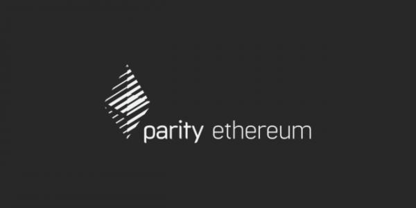 Parity устранили баг и выпустили новую версию клиента