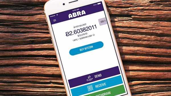 Пользователи приложения Abra получат доступ к 200 криптовалютам