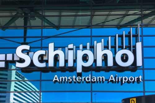 Пассажиры аэропорта Амстердама смогут обменивать евро на криптовалюту