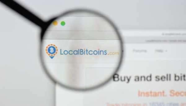 Роскомнадзор заблокировал сайт LocalBitcoins