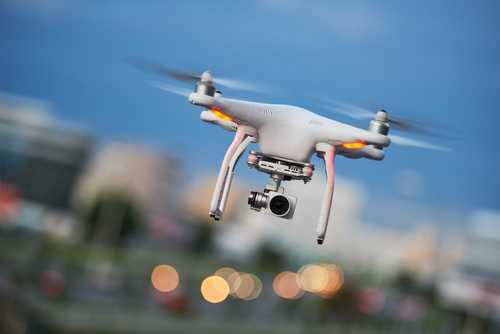 Walmart изучает возможность применения блокчейна для коммуникации между дронами-доставщиками