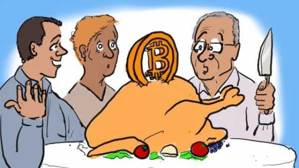 Покажет ли биткоин рост ко Дню Благодарения?