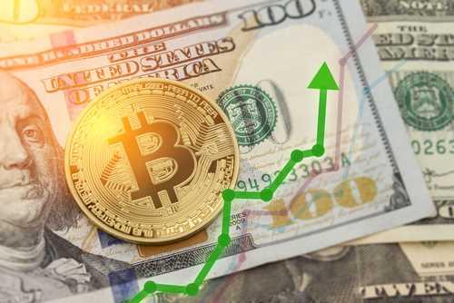 Курс биткоина прыгнул выше $8 500; капитализация сегмента — $375 млрд