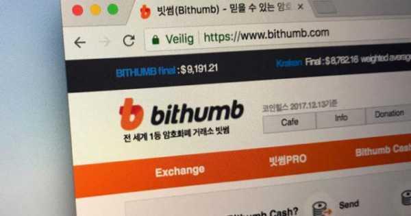 Bithumb запустила русскоязычную версию своей платформы