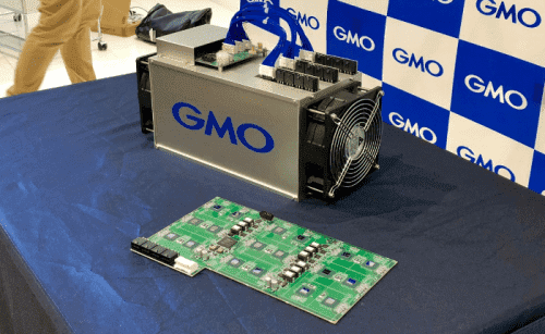 GMO Internet раскрыла детали нового биткоин-майнера на 7 нм чипе