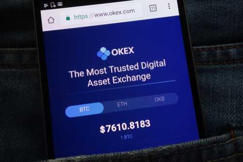 OKEx добавила британский фунт и тайский бат на свою внебиржевую платформу
