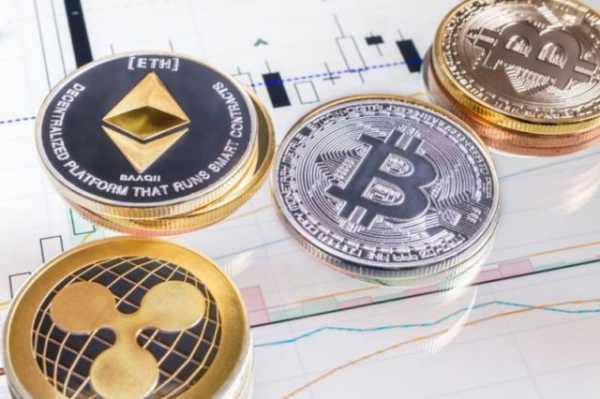Криптовалюты из топ-30 прибавили около 308% за прошлый год
