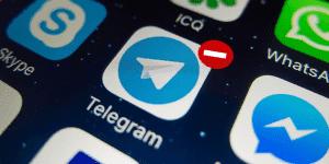 В работе мессенджера Telegram произошел массовый сбой