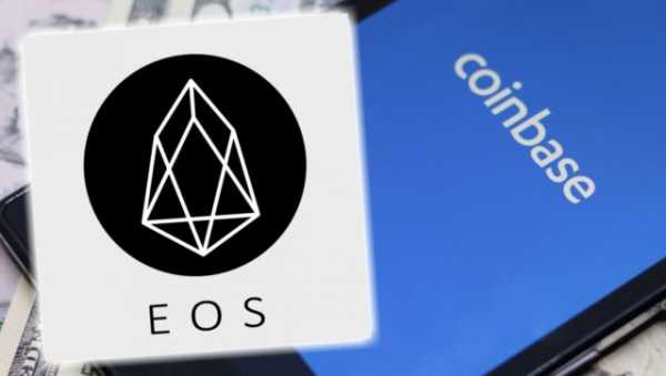 Coinbase решила ограничить операции с EOS