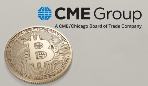 Торговые объемы биткоин-фьючерсов на CME выросли до двухнедельного максимума