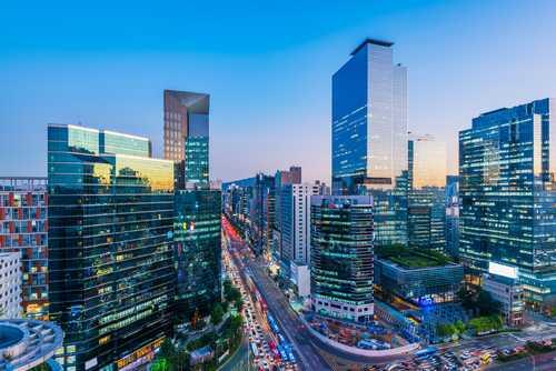 Сеул инвестирует $100 млн в формирование «умного города» на базе блокчейна