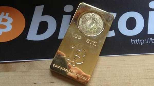 С «металлического» кошелька Casascius 2013 года выпуска выведено 100 BTC