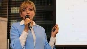 Элина Сидоренко: лимит вложений в ICO можно определять по уровню образования инвесторов