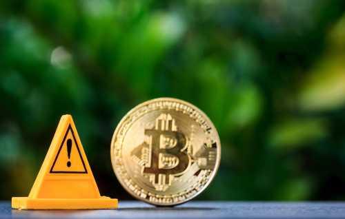 Британский регулятор издал предупреждение по поводу сомнительного криптовалютного брокера
