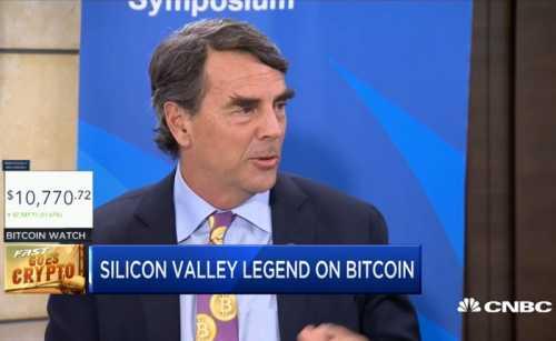 Тим Дрейпер: через пять лет мы будем рассчитываться исключительно криптовалютами