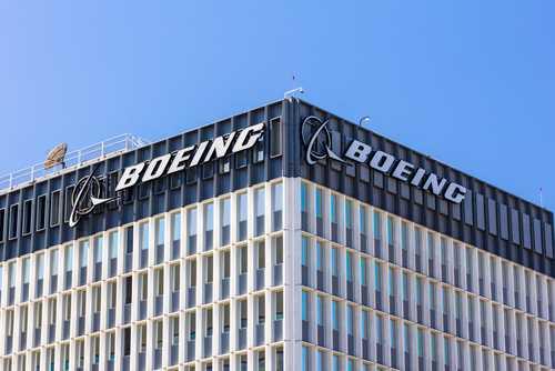 Boeing планирует задействовать блокчейн в беспилотных перелётах