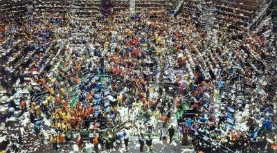 Общий объём открытых позиций на рынках биткоин-фьючерсов достиг $4 млрд